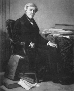 Jules Michelet (ca. 1842)