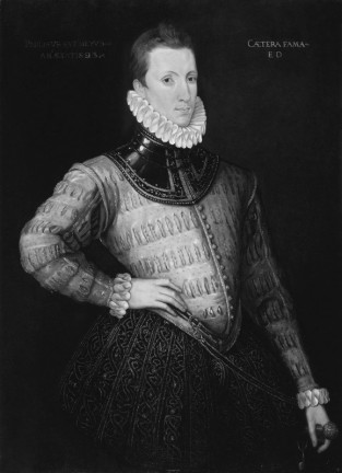 Sir Philip Sidney (ca. 1576)