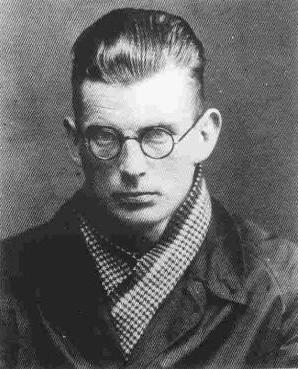 Samuel Beckett (early 1930s)