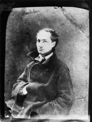 Charles Baudelaire (1855)