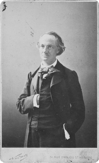 Charles Baudelaire (1862)