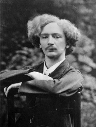 Algernon Charles Swinburne (late 1860s)