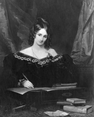 Mary Shelley (?) (1831)