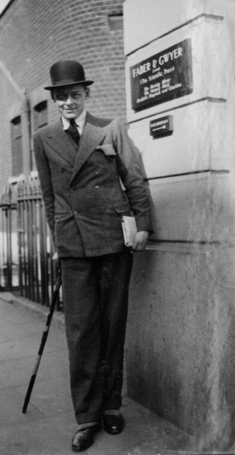 Thomas Stearns Eliot (1926)