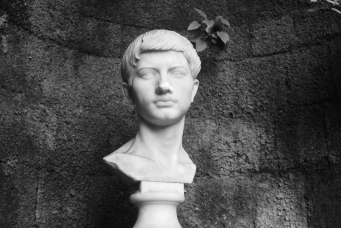 A Bust of Virgil
