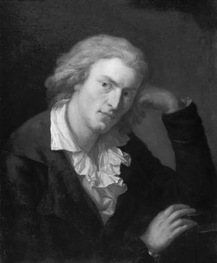 Friedrich Schiller (between 1786 and 1791)